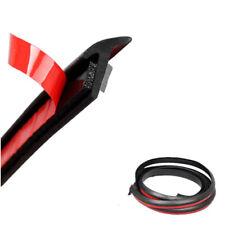 5M/16ft Car Bumper Trim Molding Rubber Seal Strip Scratch Protector Guard Decor