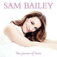 SAM BAILEY The Power Of Love 11-trk CD 2014 BRAND NEW X Factor