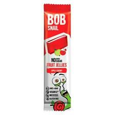 💚 3 x Bob Snail - Apple-Cherry Jellies 38g