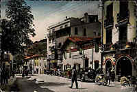 Le Perthus Grenzort Frankreich Spanien Carte Postale ~1950/1960 alte Autos