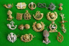 Good Lot of  21 Original Collar Badges