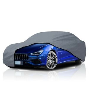 [CSC]5 Layer Waterproof All Weather Car Cover for Cadillac ATS CTS XTS 2003-2019