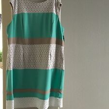 Women's NEW multi-color dress by Studio One New York. Size 24W