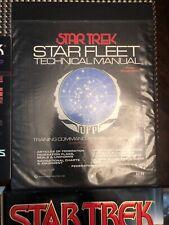 Star Trek Books, Manuals, Blue Prints