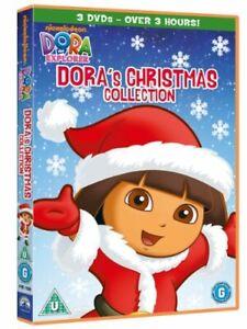 Dora The Explorer: Christmas Triple [DVD][Region 2]