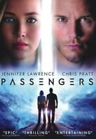 Passengers DVD JENNIFER LAWRENCE DISC & ARTWORK ONLY NO CASE UNUSED CONDITION
