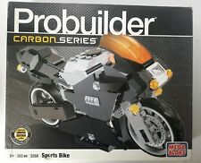 MEGA BLOKS PROBUILDER CARBON SERIES SPORTS BIKE  NEVER OPENED