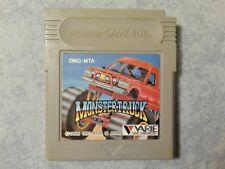 MONSTER TRUCK NINTENDO GAME BOY GB NTSC-J JP JAP GIAPPONESE ORIGINALE DMG-MTA
