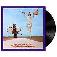 THE ROLLING STONES Get Yer Ya-Yas Out Vinyl Lp Record 180gm NEW Sealed