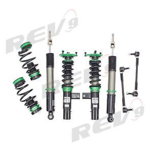 Rev9 Power Hyper Street 2 Coilovers Lowering Suspension for VW GTI MK5 MK6 06-14