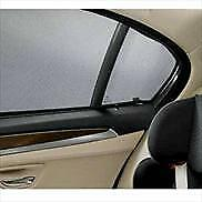 BMW OEM GENUINE 5 SERIES REAR DOOR SUNSHADES 51462154684