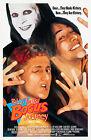 Внешний вид - BILL & TED'S BOGUS JOURNEY (1991) ORIGINAL MOVIE POSTER  -  ROLLED