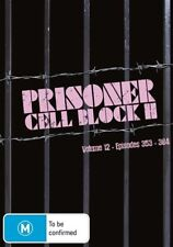 Prisoner Cell Block H DVD Vol 12 : Eps 353-384 8-Disc Set New Australia Region 4