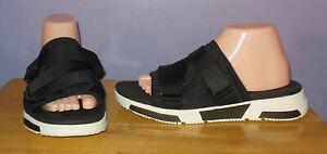 NEW! FitFlop Alyssa Slide Sandals!  Sporty Straps Size 9