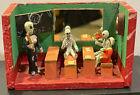 Day of the Dead classroom diorama. Original folk art.