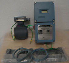 FOXBORO 8000 Series Magnetic Flow Transmitter + Magnetic Flowtube Neu