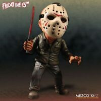 Friday the 13th Jason Voorhees Deluxe Stylized roto Vinyl figure 7 1/8in Mezco