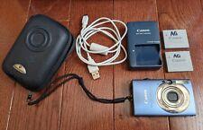 Canon PowerShot Digital SD1100 IS Digital Camera Blue