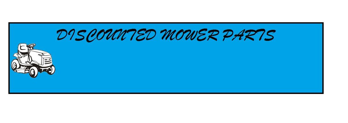 Discounted Mower Spares