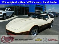 1981 Chevrolet Corvette Base Coupe 2-Door