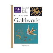 Goldwork by Helen McCook, Royal School of Needlework (London, England)