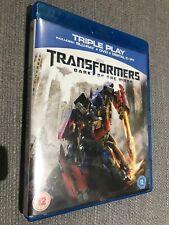 Transformers Dark Of The Moon Bluray DVD