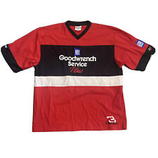 AUTHENTIC CLASSIC NASCAR CHASE DALE EARNHART GOODWRENCH CREW SHIRT #3 SIZE L