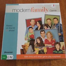 Modern Family Board Game 2011 Complete