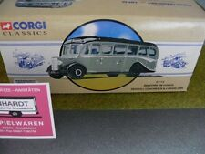 1/50 Corgi Bedford OB Coach Bus Seagull Coaches 97115