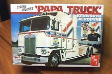 AMT TYRONE MALONE'S 'PAPA TRUCK' KENWORTH AERODYNE 1/25 SCALE MODEL KIT