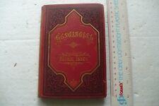 """IBSEN """"GENGANGERE""""[GHOSTS] 1ST EDITION COPENHAGEN 1881 DANISH LANGUAGE"""