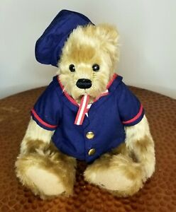 Vintage 2000 Ganz Cottage Collectibles Jointed Bear by Mary Holstad