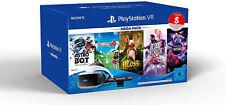 Sony Playstation PS4 VR Mega Pack V2 Virtual Reality 5 Games Worlds Golf Kamera