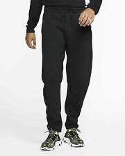 NIKE Sportswear TECH PACK Mens Knit Trousers BLACK 928507-011, Größe S