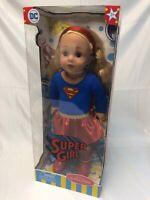 Super Girl 18'' Madame Alexander, DC Comic Collectable Super Hero Girl Doll NEW