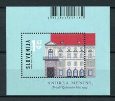 Slovenia 2018 MNH Friedl-Rechar House Andrea Menini 1v M/S Architecture Stamps