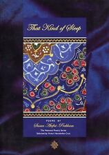 National Poetry: That Kind of Sleep by Susan Atefat Peckham (2001, Paperback)