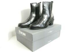 Stacy Adams 24855 Men's Santos Black Leather Dress Boots 8 Medium (New w/Box)