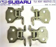 SUBARU GENUINE Forester SF5/SF9 STI Front Door Hinge Pair OEM JDM