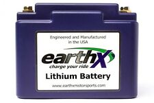 EarthX ETX18B Lithium Battery, 12 Volts, 340 Pulse Crank Amps, Brand New!