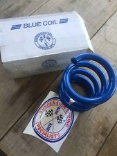 """SUSPENSION SPRINGS 5.5"""" OD x 8"""" Long 1250 lb Blue Coil Racin Conventional Spring"""