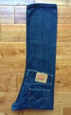 INCREDIBLE! Levi' 514 Slim Straight Dark Wash Mens Jeans 30x32 ACTUAL 30x31 EUC!