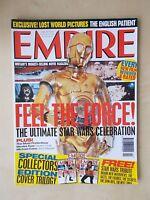 EMPIRE FILM MAGAZINE No 94 APRIL 1997 FEEL THE FORCE - STAR WARS CELEBRATION