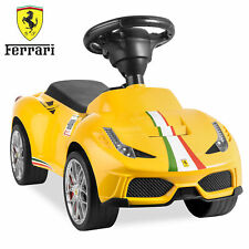 BCP Kids Ferrari 458 Foot-to-Floor Sports Ride-On Push Car Scooter w/ Horn