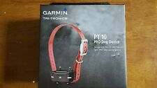 NEW Garmin PT10 add on collar