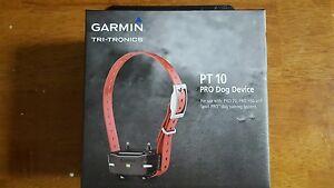 NEW Garmin PT10 add on collar
