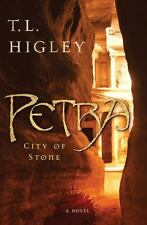 Petra: City in Stone-ExLibrary