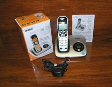 Uniden (DECT1560) Handset Single Line Cordless Phone System w/ A/C Power Supply