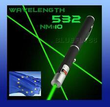 Puntero Laser VERDE militar GRAN ALCANCE y calidad green laser pointer 532nm<1mW