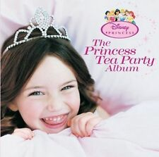 NEW Disney Princess Tea Party (Jewel) (Audio CD)